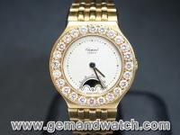 BW604นาฬิกาChopard Luva D'oro 18K.