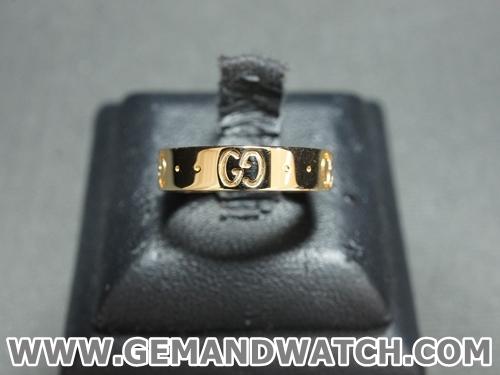 BN860แหวนทองคำ Gucci