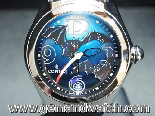 BW817นาฬิกาCorum Bubble XL Bat