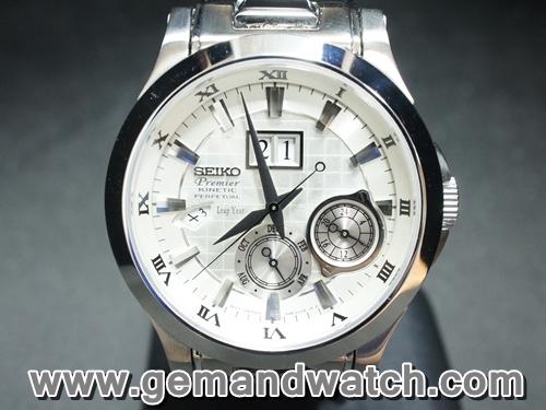 BW833นาฬิกา Seiko Kinetic