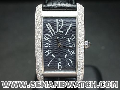 BW843นาฬิกาCartier American large Size.