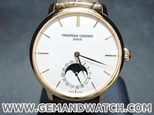 BW861นาฬิกาFrederique Constant 18K.