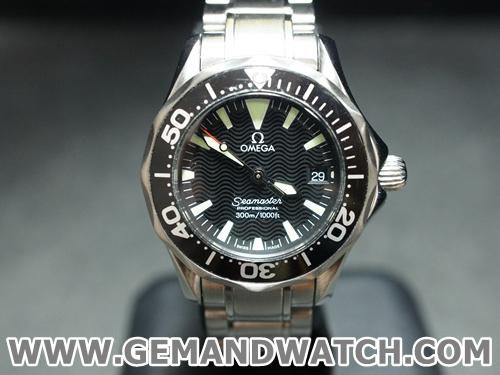 BW874นาฬิกาOmega SeaMaster Lady Size.