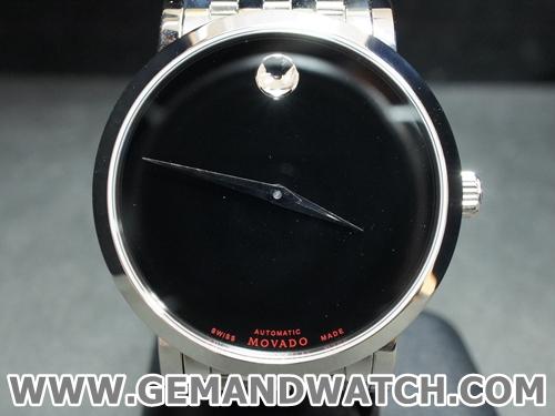 BW879นาฬิกาMovado Museum Red Label