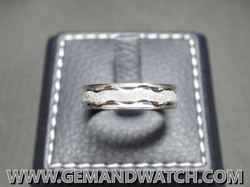 RI3641แหวนPlatinum 950