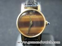 VW001นาฬิกาBAUME MERCIER.(YG)