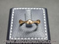 BN1019แหวนทองคำPink Gold18K Pandora