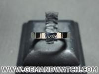 BN922แหวนCartier Platinum