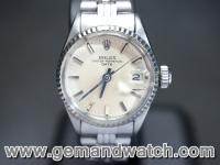 BW629นาฬิกาRolex Date Lady Size.