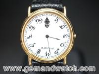 BW719นาฬิกาUniversal Geneve ลายเซ็นสมเด็จพระสังฆราชพระองค์ที18