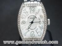 BW813นาฬิกาFranck Muller 5850 ฝังเพชร