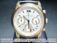 BW837นาฬิกาCarl F. Bucherer PG18K.