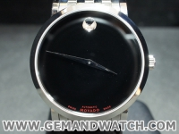 BW879นาฬิกาMovado Museum Red Label
