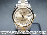 BW904นาฬิกาRolex Tridor Lady Size.