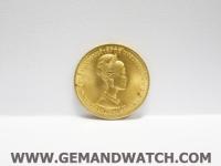 ML1040เหรียญพระนางเจ้าสิริกิติ์ทองคำ ปี2511