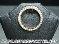 ML985ขอบเพชร Rolex Lady Size.
