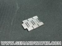 ML987ข้อนาฬิกา Patek 7010/01g. ฝังเพชร